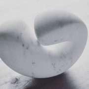Creation in Statuario marble