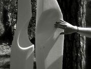 ELLIPSE in white Estremos marble