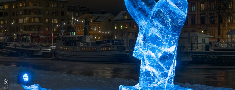 SOURCE at Ice Festival in Uppsala, Sweden 13-21 february 2016