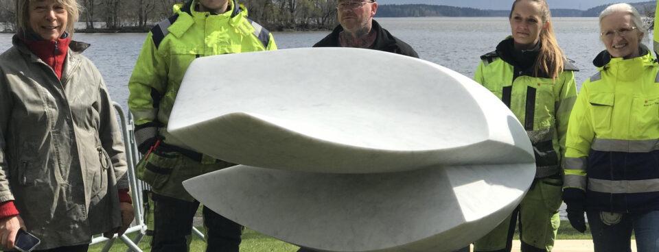 PEACE to Strängnäs Sweden